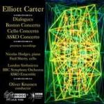 Dialogues/Boston Concerto E.Carter Vol.7 (0090404918421)