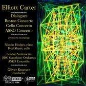 Dialogues/Boston Concerto E.Carter Vol.7