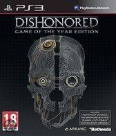 Dishonored - Game Of The Year Edition PS3