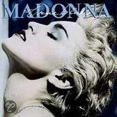 TRUE BLUE INCL.2 REMIXES BLUE/ ISLA BONITA. Audio CD MADONNA