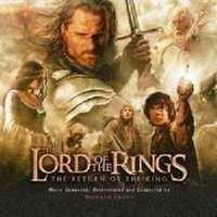 LORD OF THE RINGS 3 * RETURN KING+ ANNIE LENNOX INTO WEST*. Audi