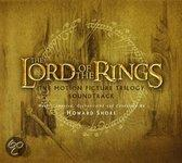 LORD OF THE RINGS -3CD- *MOTION PICTURE TRILOGY*FELLOWSHIP/2 TOW