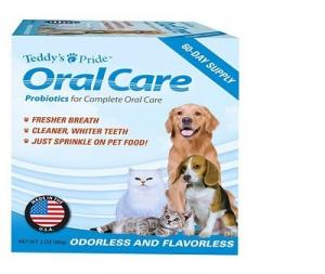 Teddy Pride Oral Care