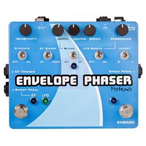 Pigtronix EP2 Envelope Phaser Pedaal