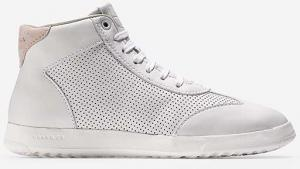 Cole Haan GrandPr High Top White