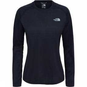 The North Face Reaxion Amp L/S Crew Dames