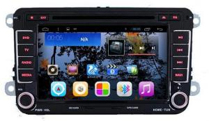 SA-701 Car DVD Player Android Capacitive Touch Screen For Volksw