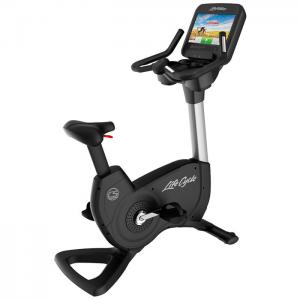Life Fitness Platinum Discover SE Lifecycle Hometrainer Arctic S