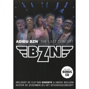 BZN - Adieu The Last Show (0602517400894)
