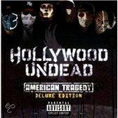 AMERICAN TRAGEDY -DELUXE-. Audio CD HOLLYWOOD UNDEAD