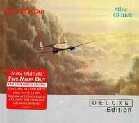 FIVE MILES OUT -CD+DVD- DELUXE EDITION - 2CD+DVD. MIKE OLDFIELD