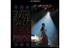 Frank Sinatra - At The Sands Live Hotel | LP