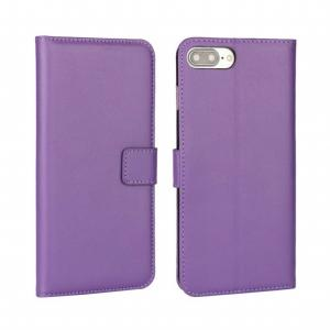 Bookwallet Hoes IPhone 7 Plus / 8 Paars