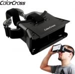 ColorCross Virtual Reality 3D Bril Voor 4-6 Smartphones