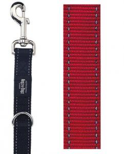 Rogz For Dogs Lumberjack Multipurpose Lijn Rood