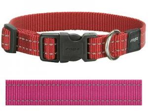 Rogz For Dogs Snake Halsband Roze