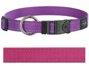 Rogz For Dogs Lumberjack Halsband Roze