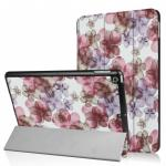 3-Vouw Bloesem Stand Flip Hoes IPad 9.7 2017/2018