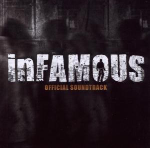 INFAMOUS - ORIGINAL.. .. VIDEO GAME SOUNDTRACK. OST -GAME- CD