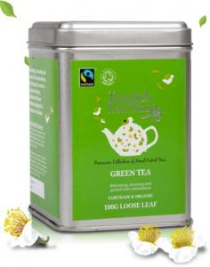 English Teashop Green Tea Bio