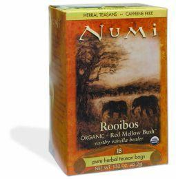 Numi Kruidenthee Red Mellow Rooibos 18bt (0680692151022)