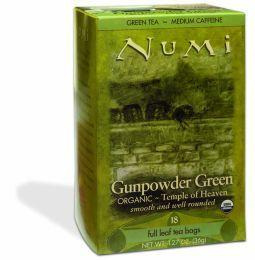 Numi Green Tea Heaven Gunpowder 18st