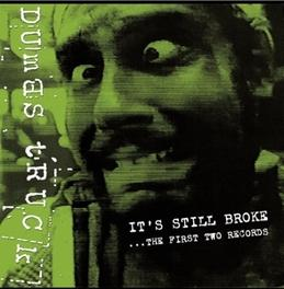 ITS STILL BROKE REISSUE OF THEIR ALBUM + FIRST EP. DUMBSTRUCK CD