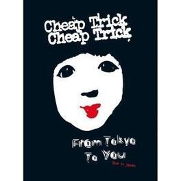 FROM TOKYO TO YOU/SPECIAL ...ONE -DVD + CD-. DVD CHEAP TRICK DVD