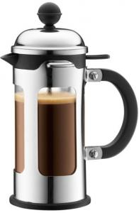 Bodum Chambord 4 Kops French Press Cafetiere RVS - 05 L