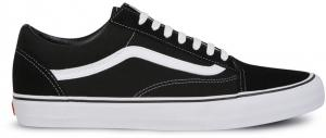 Vans Old Skool Trainers - Black UK 10