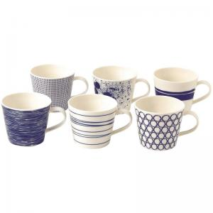 Royal Doulton Mok Pacific Set 6-delig