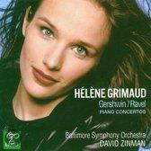 PIANO CONCERTOS H.GRIMAUD/BALTIMORE SYMPH.ORCH/ZINMAN. Audio CD