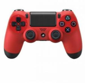 Sony Playstation PS4 Controller Dual Shock Wireless Rood