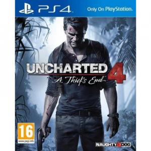 Sony Uncharted 4: A Thief End Basis PlayStation 4 Engels (0711719454113)