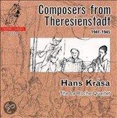 COMPOSERS FROM THERESIENS 1941-1945 -THE LA ROCHE QUARTET-. Audi
