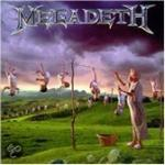 Megadeth Youthanasia CD St