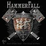 Hammerfall Steel Meets Steel - Ten Years Of Glory 2-CD St