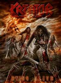 Kreator Dying Alive Blu-ray & 2-CD St