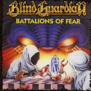 Blind Guardian Battalions Of Fear CD St (0727361416324)