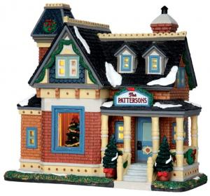 Lemax - Christmas At The Pattersons B/O Led