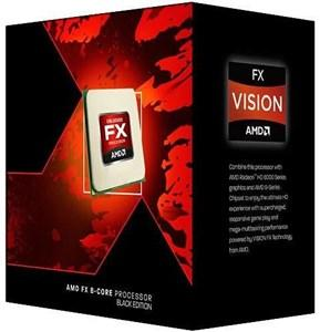 AMD FX 8370E Black Edition - 3.3GHz Socket AM3 Plus