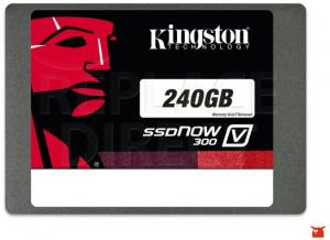 Kingston SSDNow V300 240GB (0740617212716)