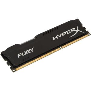 HyperX FURY Black 8GB 1600MHz DDR3 HX316C10FB/8