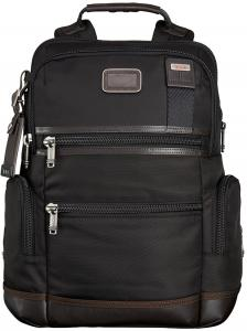 Tumi Alpha Bravo Knox Backpack Hickory