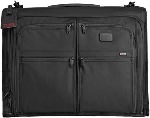 Tumi Alpha 2 Business/Travel Classic Garment Bag Black Kledingho