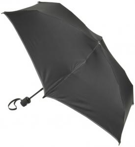 Tumi Umbrellas Small Automatic Close Black Storm Paraplu