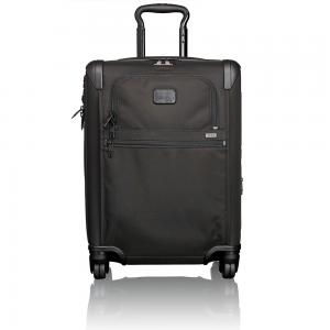 Tumi Alpha 2 Travel Continental Expandable 4-Wheel Carry On 56 B