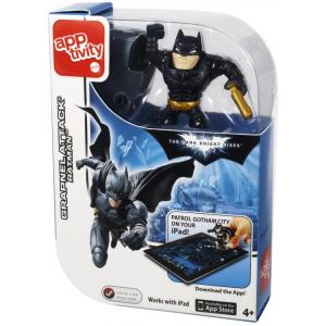 Apptivity: Grapnel Attack Batman