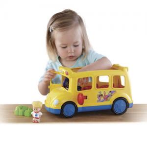 Fisher-Price Little People Lil Schoolbus