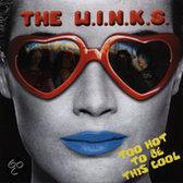 TOO HOT TO BE THIS COOL ALL-FEMALE PUNK BAND. WINKS CD